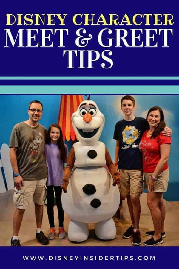 Disney character meet and greet tips disney insider tips disney meet greet tips m4hsunfo