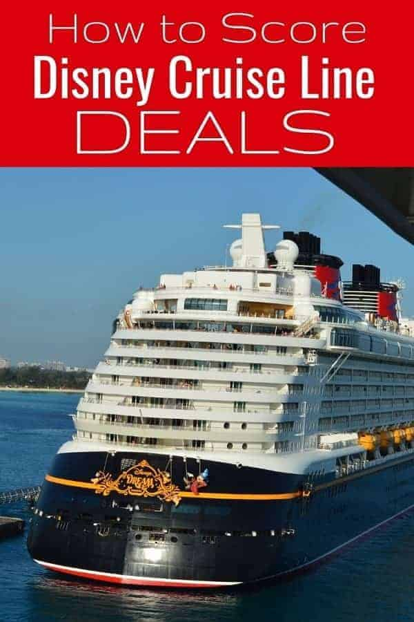 How to Find the Best Disney Cruise Deals