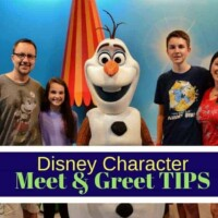 8 Meet and Greet tips for Disney World Characters