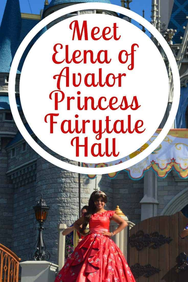 Where to Meet Princess Elena of Avalor