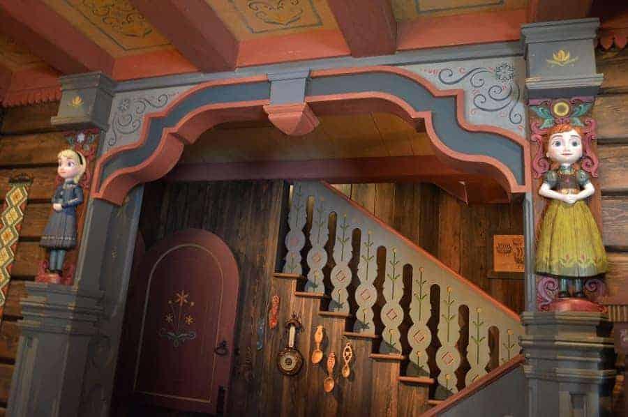 Inside Royal Sommerhus