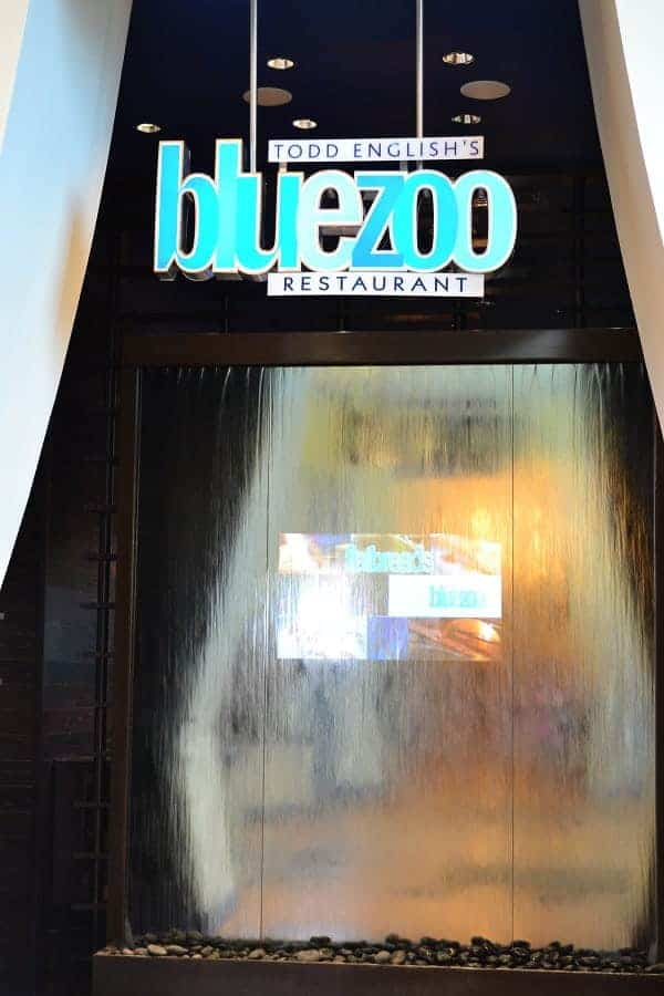 Blue Zoo Restaurant