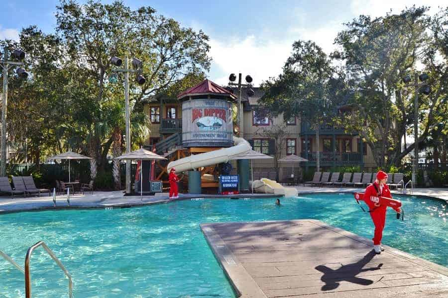 Disney Hilton Head Resort Pool