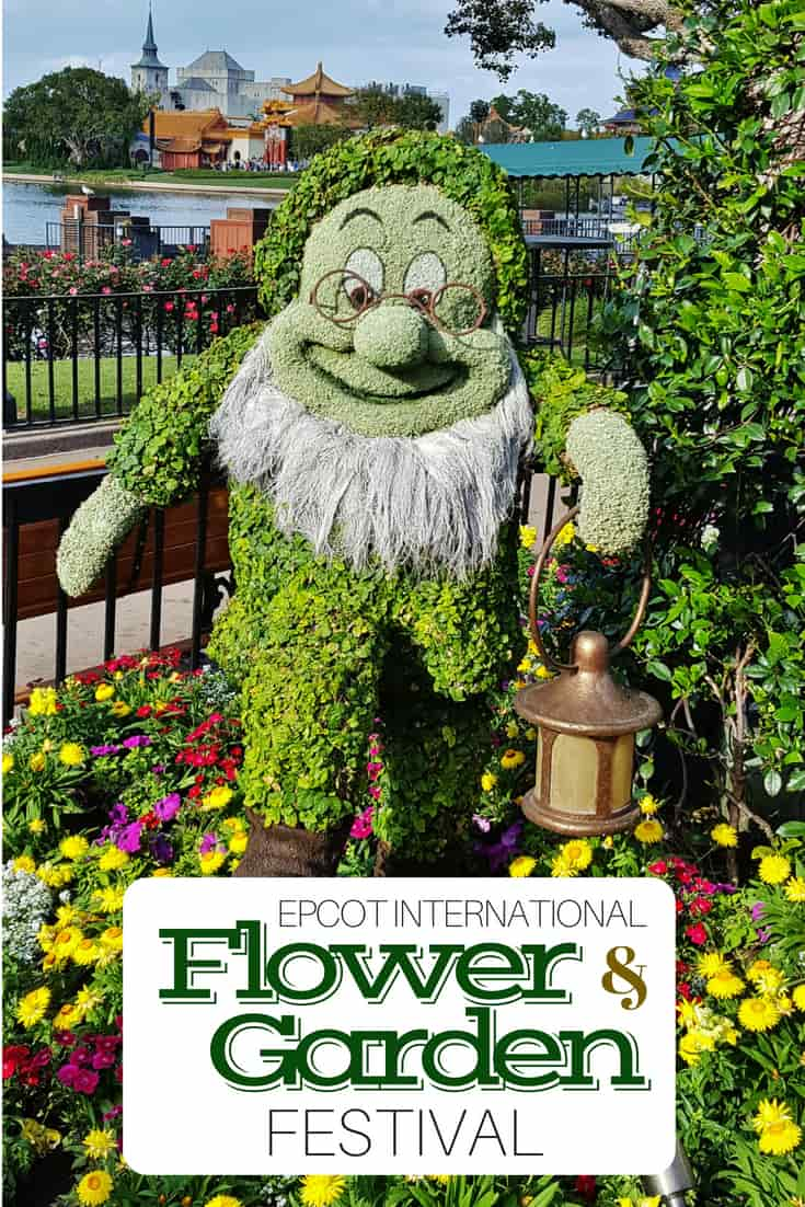 Epcot Flower & Garden Festival Tips