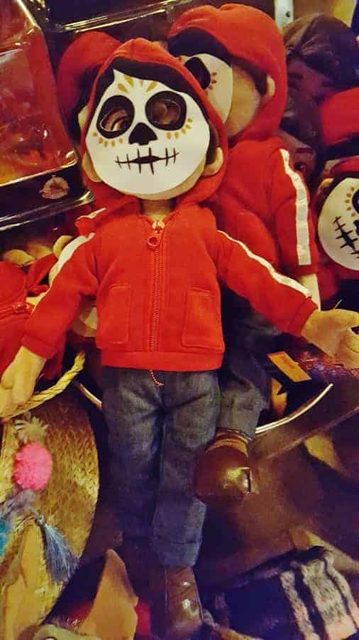 Miguel Doll from Coco