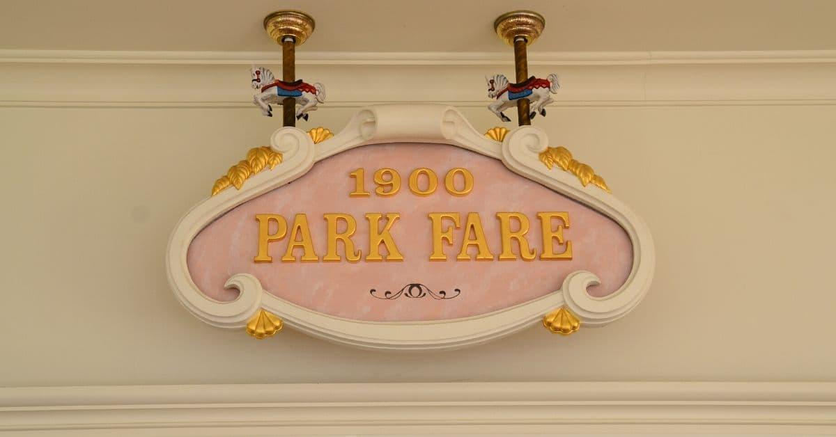 1900 Park Fare Breakfast Buffet