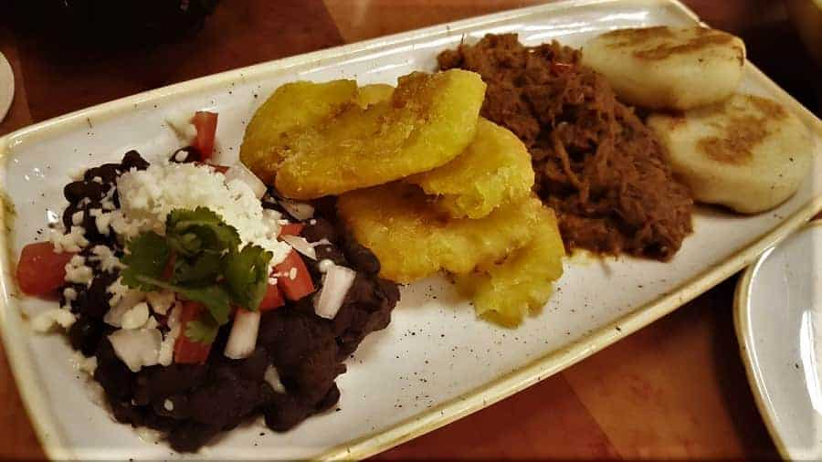 Arepas at Skipper Canteen