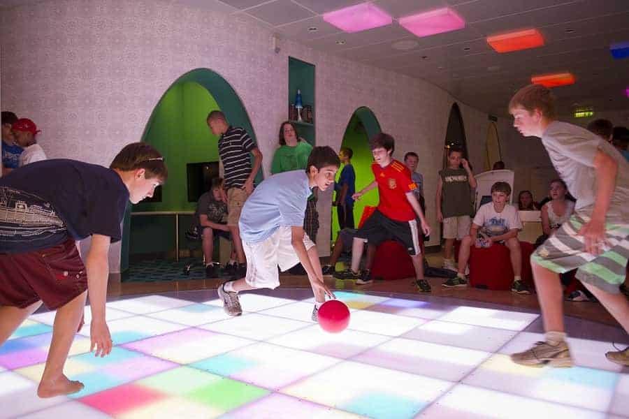 Teen Activities on Disney Dream Ship