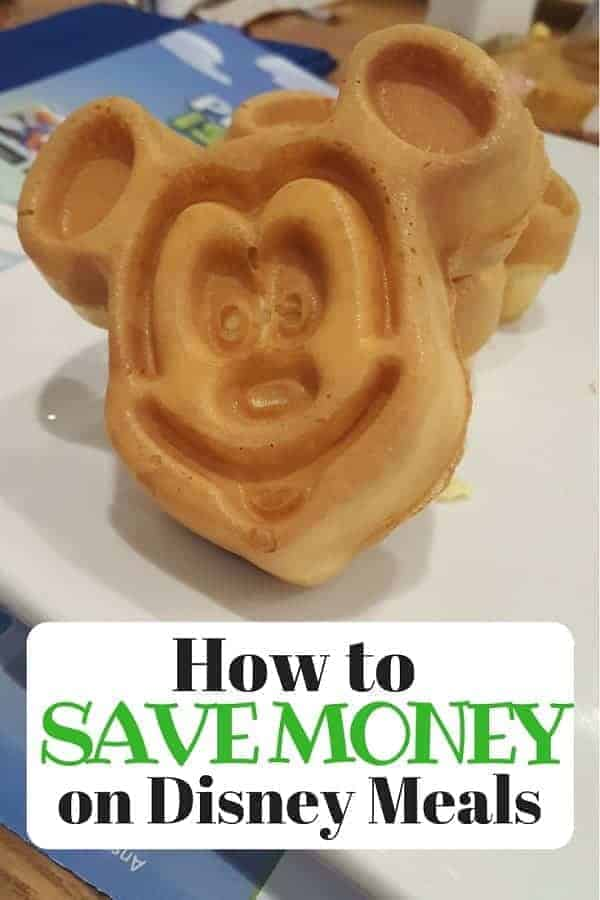 Ways you can save money on Disney meals