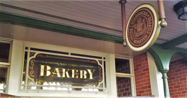 Starbucks in Magic Kingdom