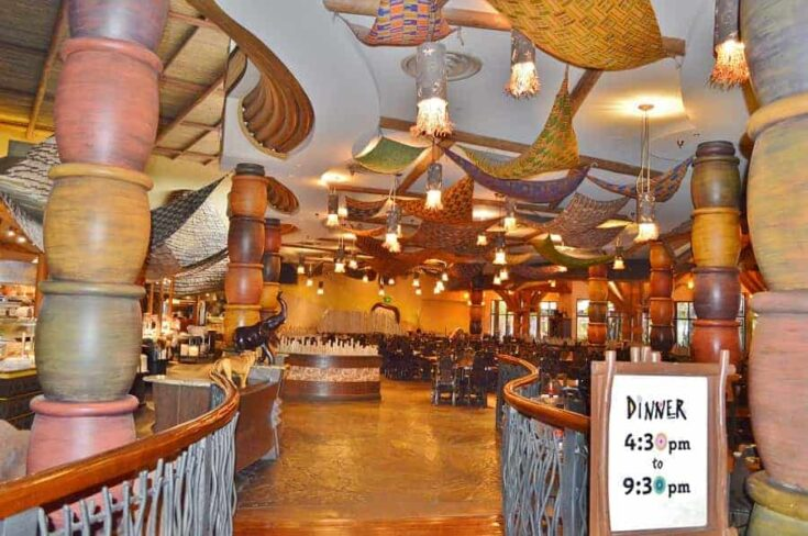 Boma, Flavors of Africa