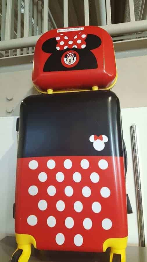 Disney Luggage