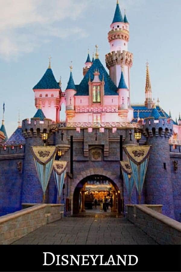 Disneyland in California