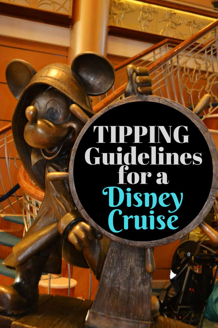 Disney Cruise Gratuities (What You Need to Know)