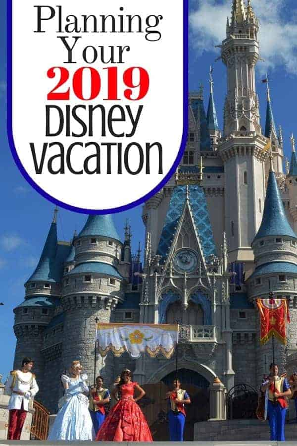 Guide to Planning a Disney World Trip for 2019