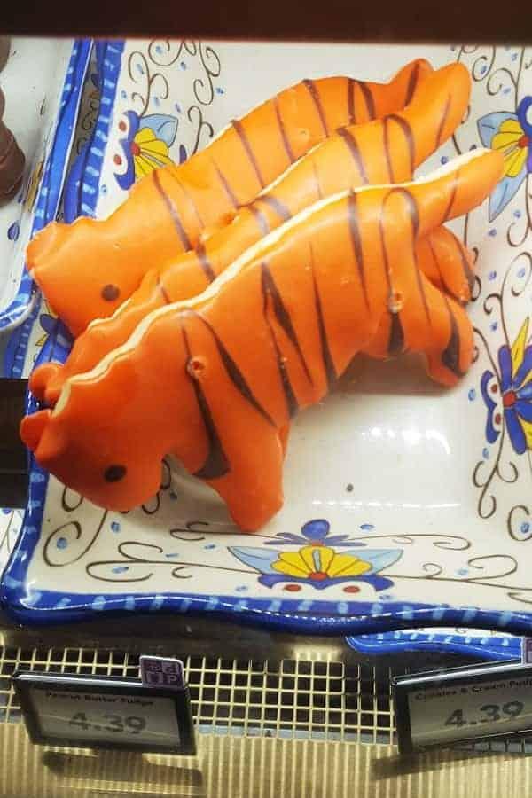 Tiger Sugar Cookies