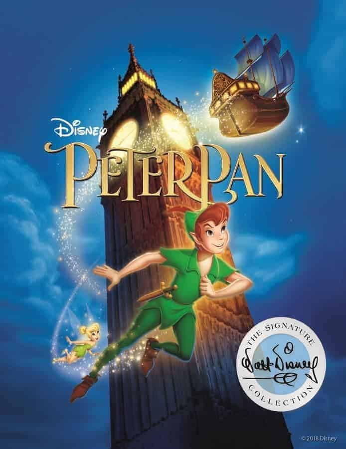 Peter Pan Digital Download Giveaway