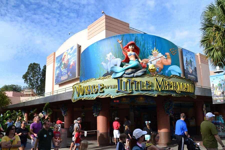 Voyage of the Little Mermaid: Hollywood Studios