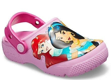 Disney Princess Crocs