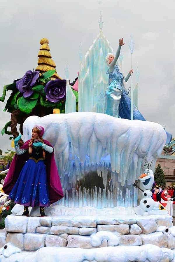 Frozen Float at DLP