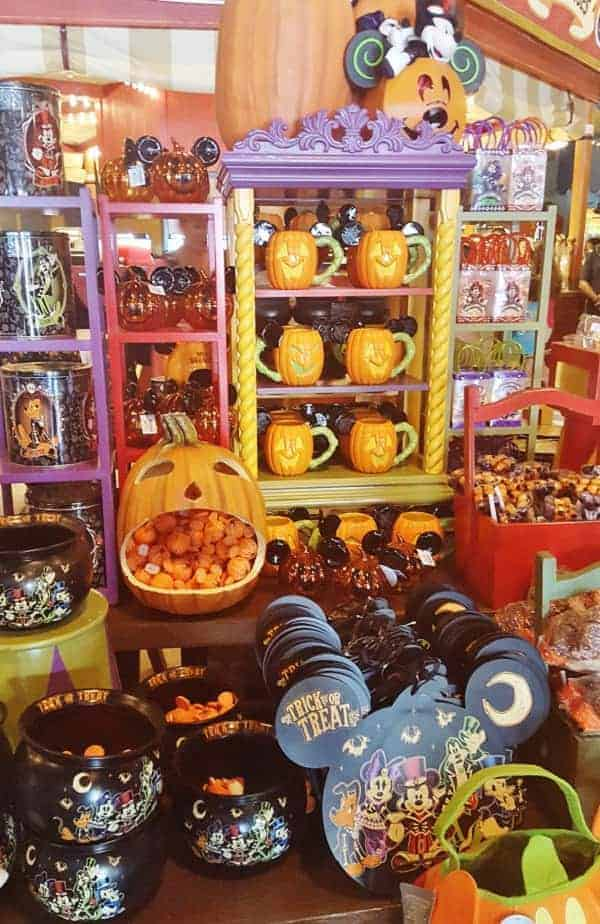 Halloween Souvenirs in Disney World