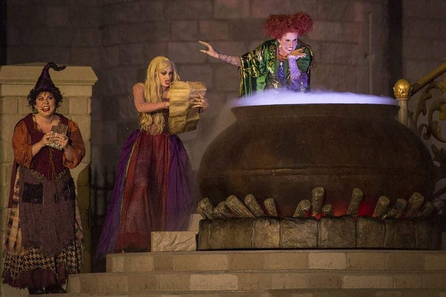 Hocus Pocus at Disney