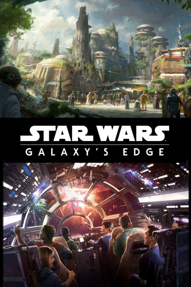 Guide to Star Wars Galaxy's Edge in Disney World