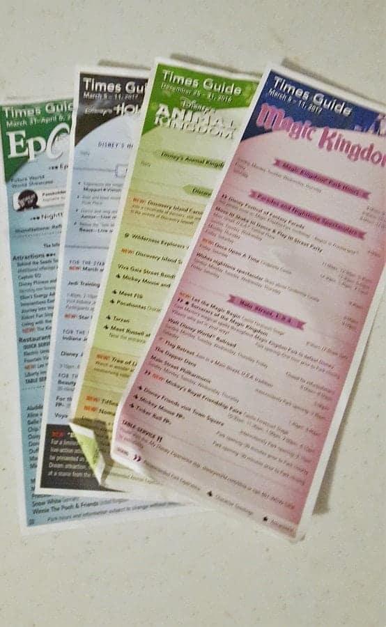 Disney Times Guide