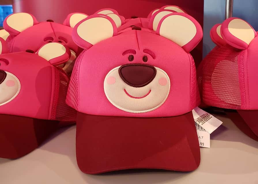 Toy Story Bear hat souvenir
