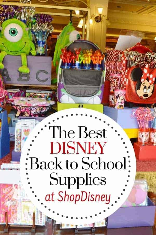 Disney Backpacks, Lunch Boxes & More