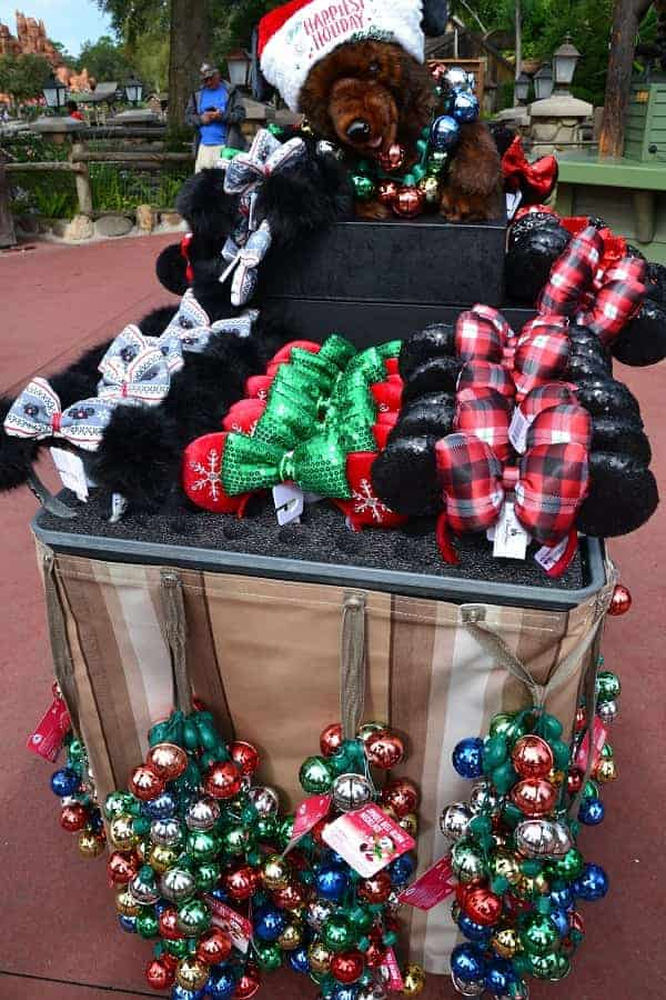 Disney Christmas Party Hats & LIght Up goodies