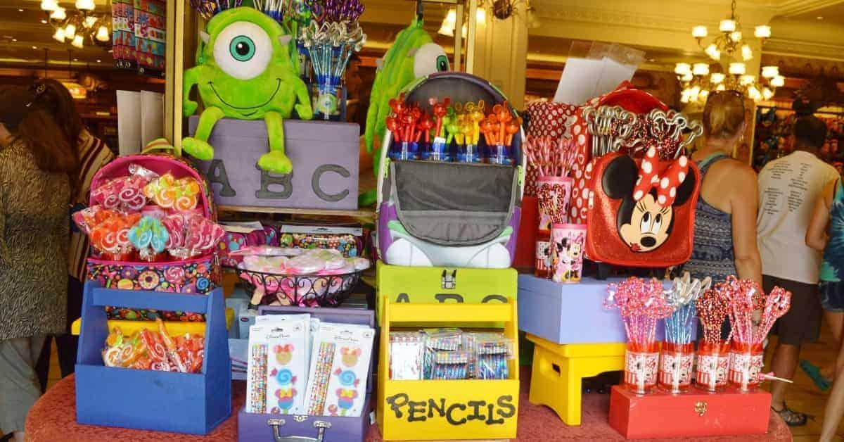 Disney Back to School Supplies