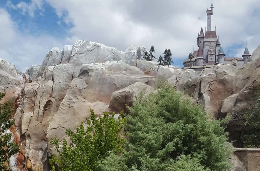 Enchanted Forest in Magic Kingdom