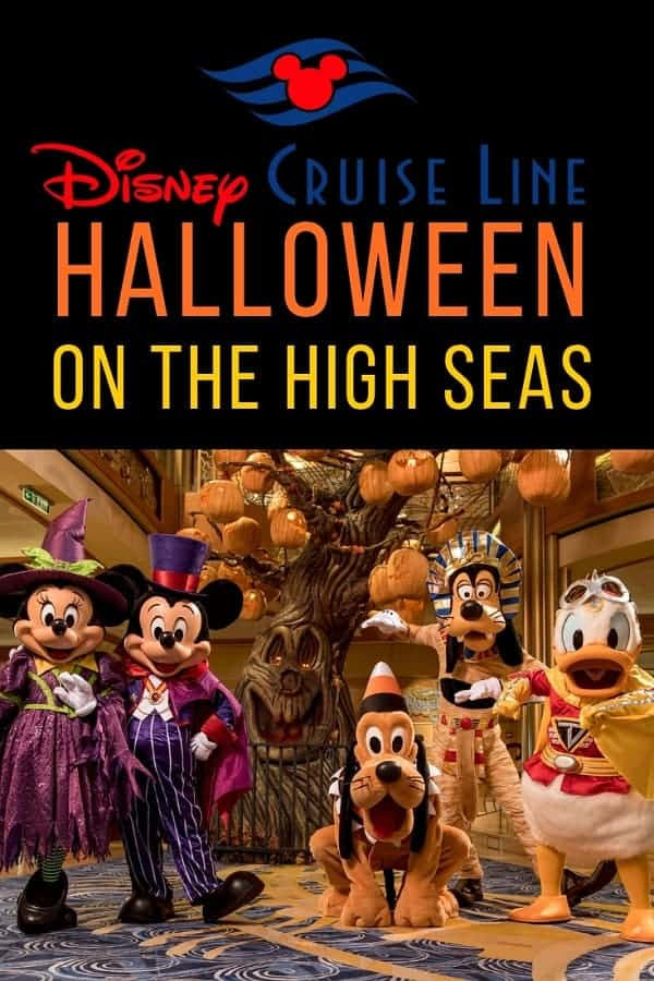 Disney Halloween Cruise: Halloween on the High Seas