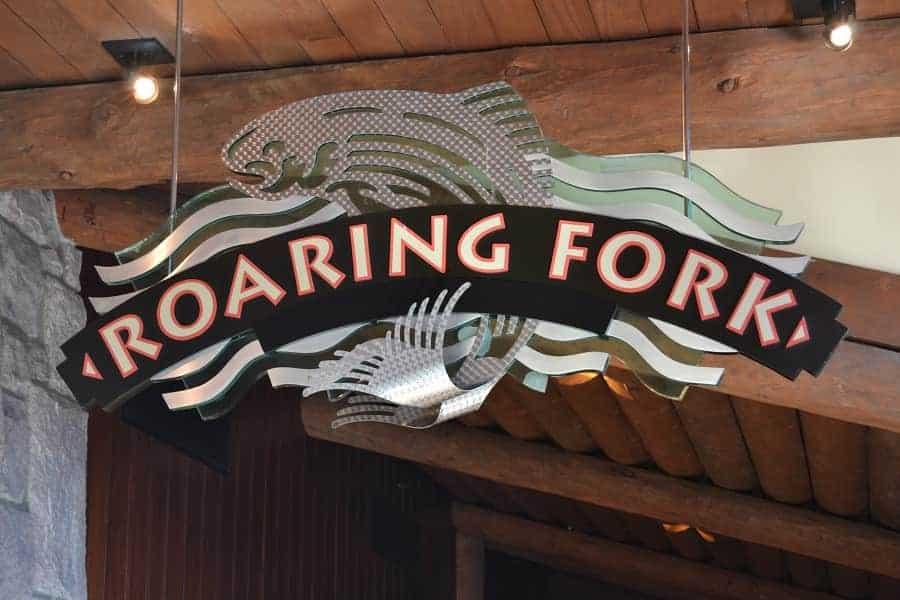 Roaring Fork Dining Hall