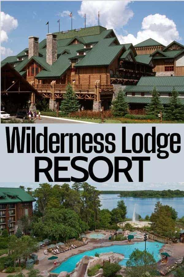 Wilderness Lodge Resort Disney World