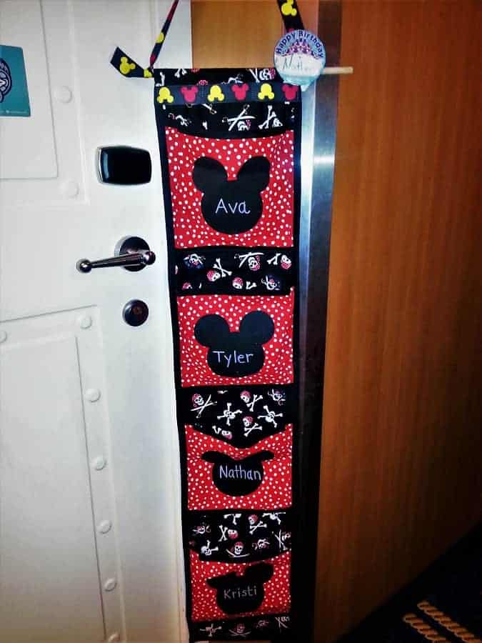 Disney Cruise Fish Extenders