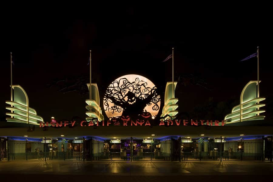 Oogie Boogie takes over California Adventure park