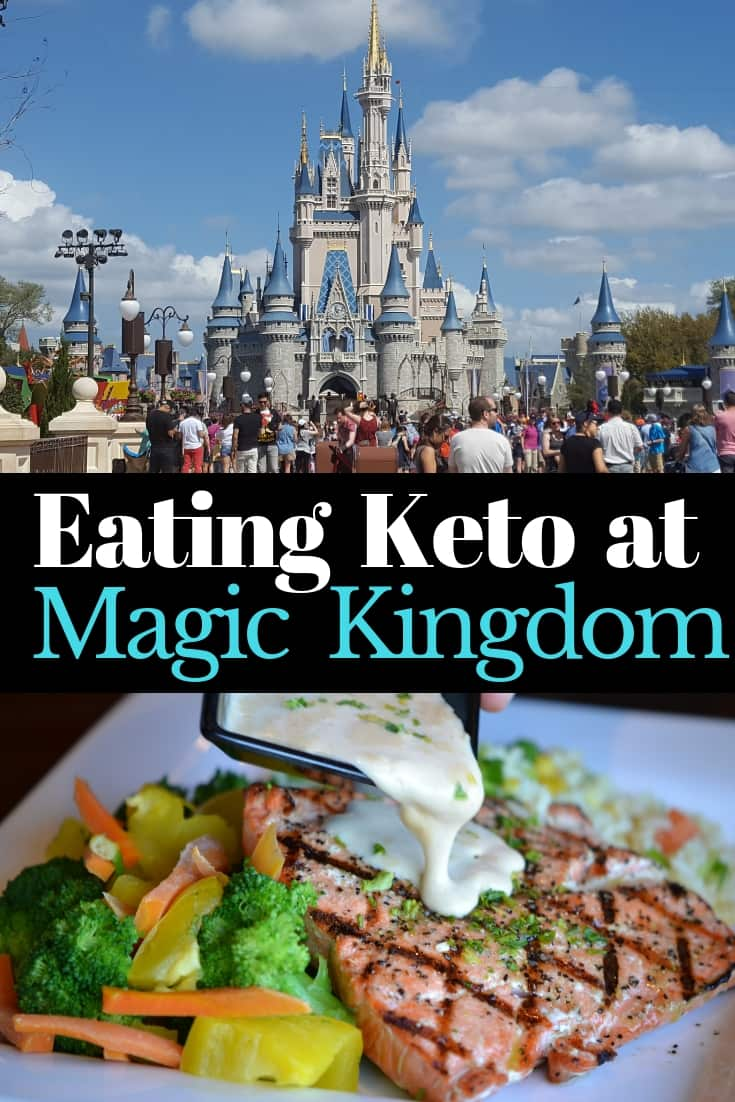 Eating Low Carb at Disney World: Keto at Magic Kingdom