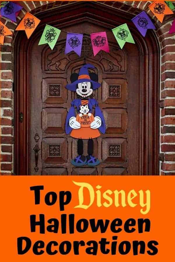 Top Disney Halloween Decorations