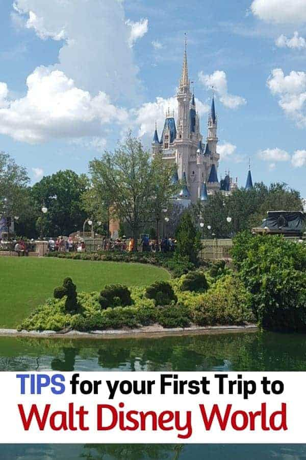 Tips for your First Trip to Disney World
