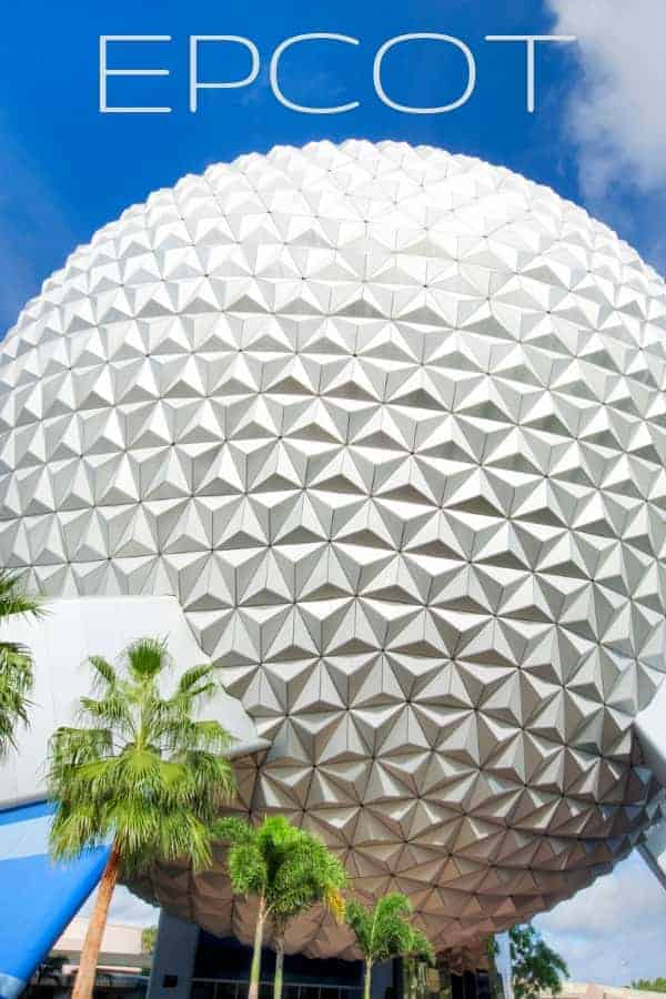 Epcot Park at Walt Disney World