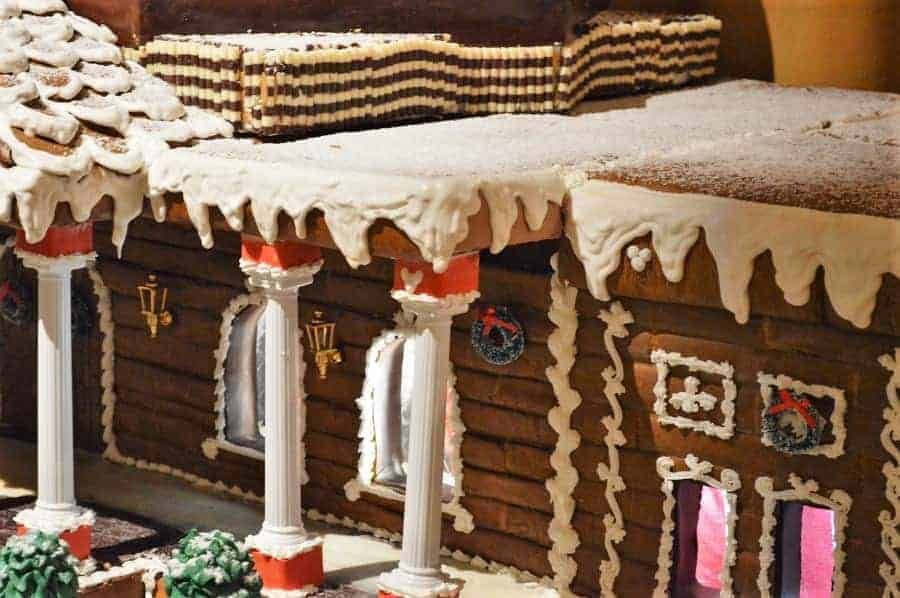 US Capitol Gingerbread Hidden Mickey's