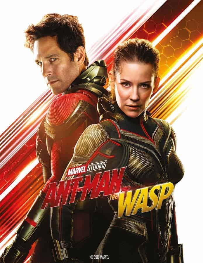Ant Man & the Wasp Giveaway
