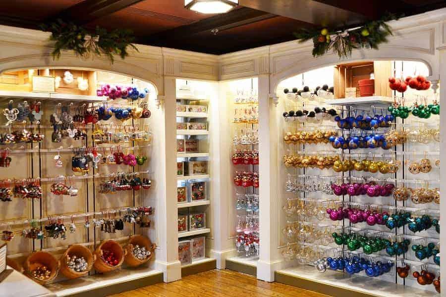 Ye Olde Christmas Shop Ornaments
