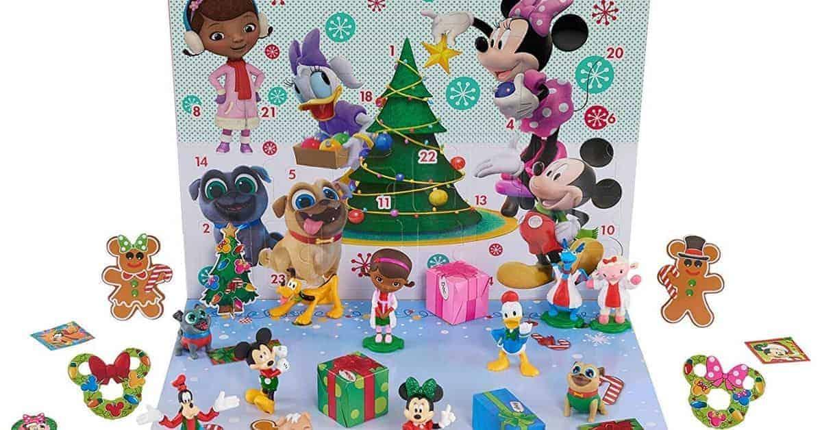 Disney Advent Calendar Choices