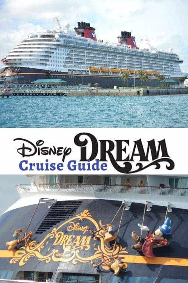 Disney Dream Cruise Guide