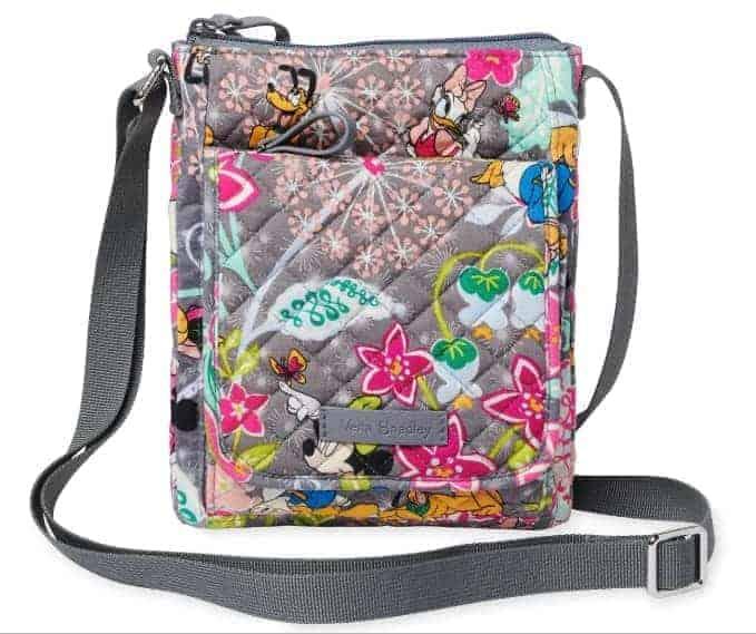 Disney Vera Bradley In Bloom Bag