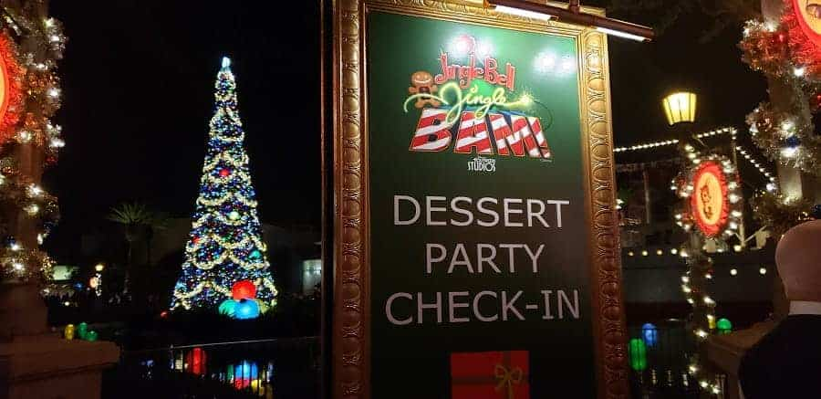 Jingle jam, Jingle Bam Dessert Party