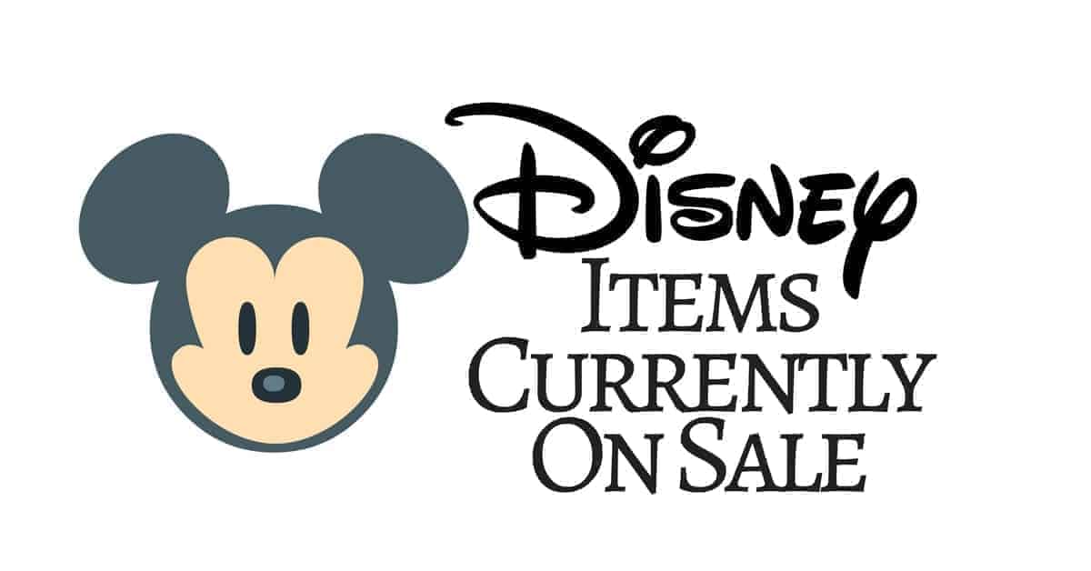 List of Disney Merchandise on Sale